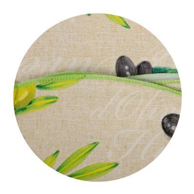 479-150 Скатерть на стол виниловая, на фланелевой основе, 120х150см, ПЕВА