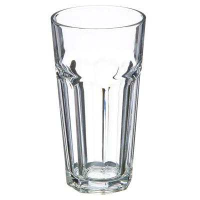 878-249 PASABAHCE Стакан Касабланка 475мл, закаленное стекло, 52707SLBT