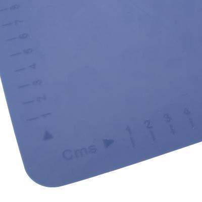 891-304 Коврик для раскатки теста, силикон, 50х40 см