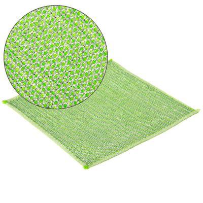 448-207 VETTA Набор салфеток 2шт для керамических плит, микрофибра, 20х20см