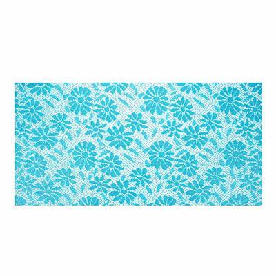 416-120 Салфетка антискользящая, ажурная, ПВХ, 30х60см, 4 цвета