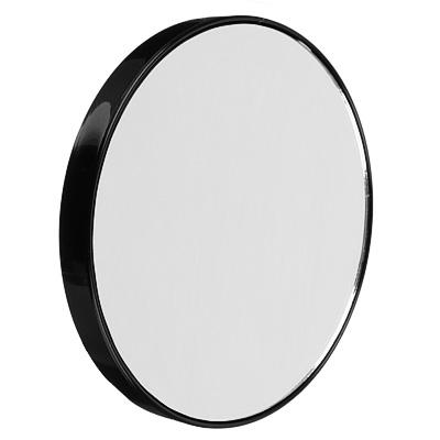 347-053 Зеркало с 10-ти кратным увеличением на присосках, круглое d. 13 см, металл, пластик