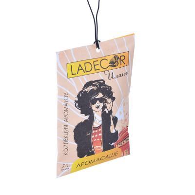536-249 LADECOR Аромасаше Коллекция ароматов, иланг-иланг, 10 гр.