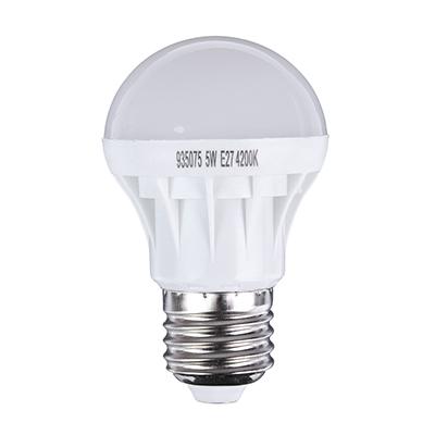 935-075 PROMO Лампа светодиодная A60 5W, E27, 300lm 4200К