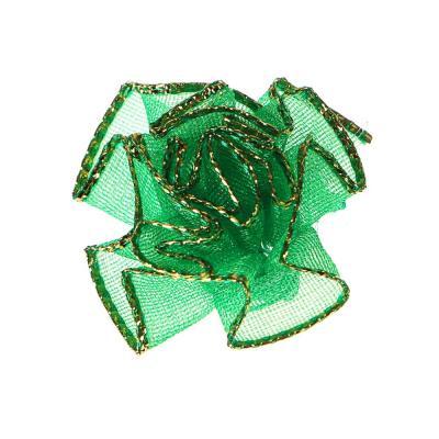 308-187 Декор швейный 10шт, полиэстер, пластик, d2,7см, 5 цветов, DEC2016-2
