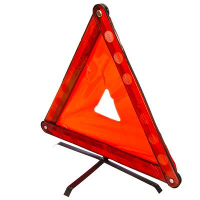 764-001 NEW GALAXY Знак аварийной остановки, цветной, мет.ножки, пластиковый бокс, 43,5*39см