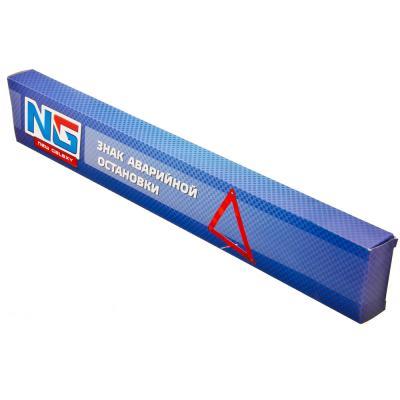 764-002 NEW GALAXY Знак аварийной остановки, цветной, мет.ножки, картонная коробка, 43,5*39см