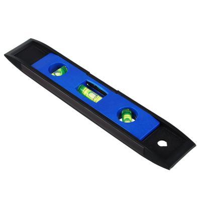 469-078 FALCO Уровень с магнитом 23х3,8х1,7см, пластик, 2 цвета