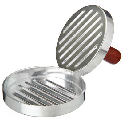 884-336 Бургерпресс d.11 см, металл, VETTA
