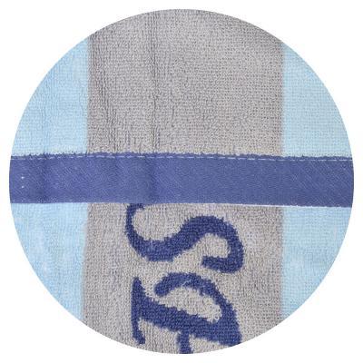 """484-743 Полотенце для лица махровое, хлопок, 42x90см, 2 цвета, """"Спорт"""""""