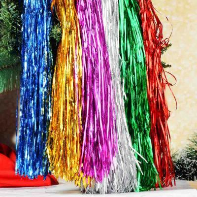 377-307 Дождик СНОУ БУМ 100х15см, ПВХ, 6 цветов