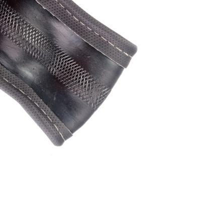 708-055 NEW GALAXY Оплетка руля, экокожа, перфорированная, черный, разм. (М)