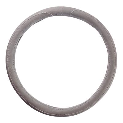 708-056 NEW GALAXY Оплетка руля, экокожа, перфорированная, серый, разм. (М)