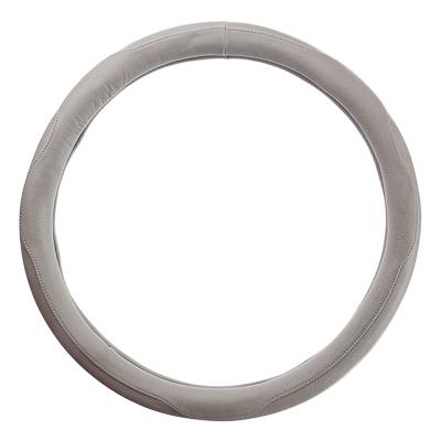 708-059 NEW GALAXY Оплетка руля, кожа PU, серый, разм. (М)