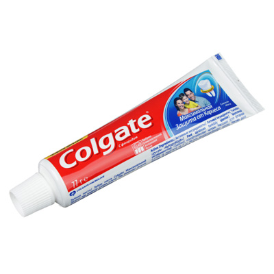 981-030 Зубная паста COLGATE Максимальная защита от кариеса Свежая мята, 50мл,арт.188189266/188189275