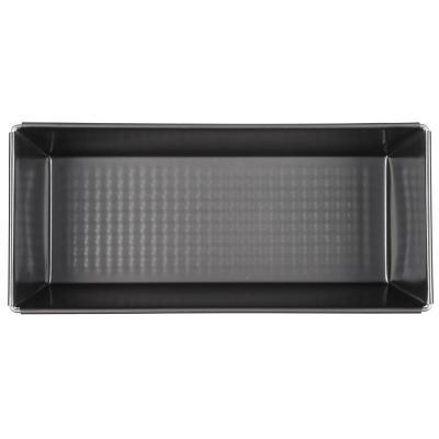 846-365 Форма для выпечки кекса, хлеба, антипригарное покрытие, 26х11,5х7,5 см