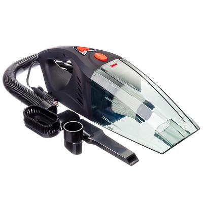 784-007 NEW GALAXY Пылесос автомобильный, 120Вт, 4 насадки, сухая и влажная уборка, провод 3м, 12В