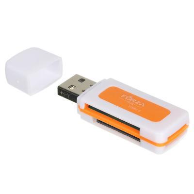 916-020 FORZA Устройство для чтения карт памяти USB 2.0.