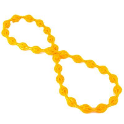 194-006 SILAPRO Обруч массажный, гибкий, 80см, пластик, железо, 3 цвета