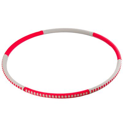 194-011 SILAPRO Обруч массажный, 95см, пластик, нерж.сталь