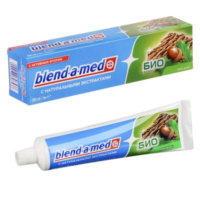 981-032 Зубная паста BLEND_A_MED Анти-Кариес Свежесть к/у 100мл, арт.81400004