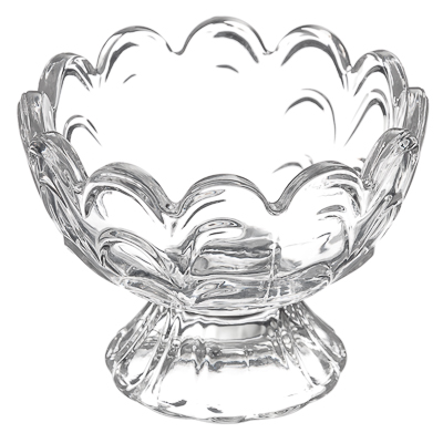 """877-547 Креманка, стекло, 9,2x7см, """"Тереза"""" GB1005N"""