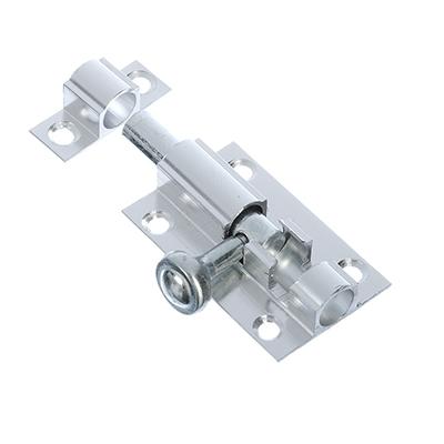 602-062 Шпингалет 50х31мм, сталь, хром