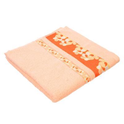 489-067 Полотенце для лица махровое, хлопок, 50x100см, 3 цвета, VETTA