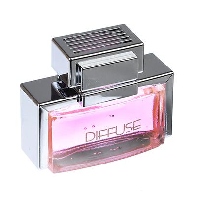 """794-413 Ароматизатор в машину на дефлектор, аромат бабл гам, """"Diffuse"""" NEW GALAXY"""