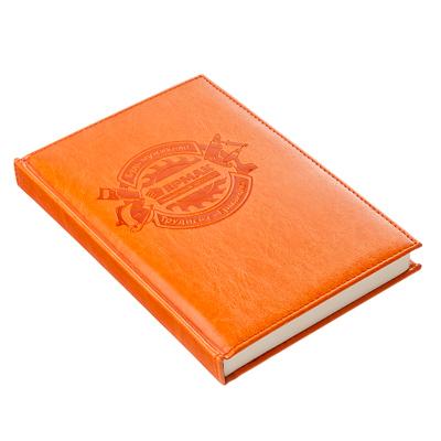 Ежедневник датированный 168л, бумага, искусств.кожа, 21х14,5см, GC Design