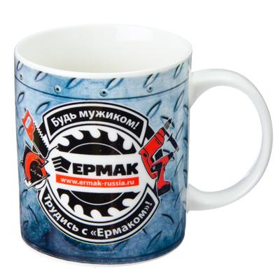ЕРМАК Кружка подарочная, керамика, 350мл, GC Design
