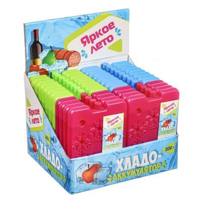 118-091 Хладоаккумулятор 200г, пластик