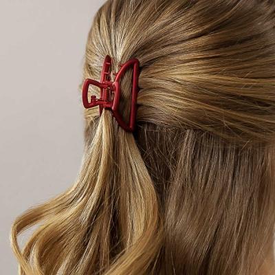 324-110 Краб для волос BERIOTTI, 2 дизайна, 5 см