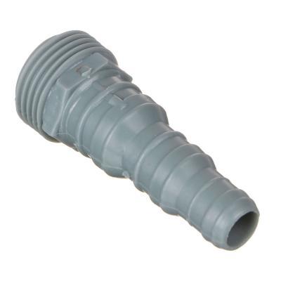 """169-015 Адаптер с внешней резьбой для шлангов, пластик, 3/4-5/8""""-1/2, INBLOOM"""