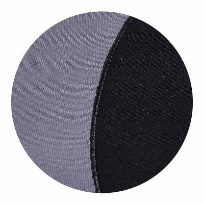 798-446 NEW GALAXY Авточехлы 9 пр., полиэстер, Альфа, молния в спинке, черный/серый