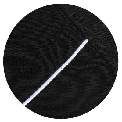 798-450 NEW GALAXY Авточехлы 9 пр., полиэстер, Бета, 3 молн. в спинке, 1 молн. в сидении, черный/серый