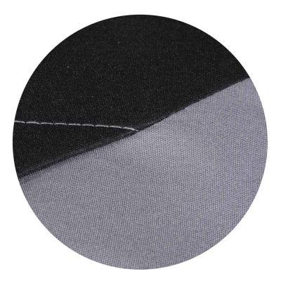 798-455 NEW GALAXY Авточехлы 9 пр., полиэстер, Дельта, 3 молн. в спинке, черный/серый