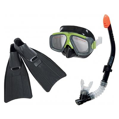 109-180 INTEX Набор для плавания спортивный серфингист (55975,55928,55935),от 8 лет, 55959