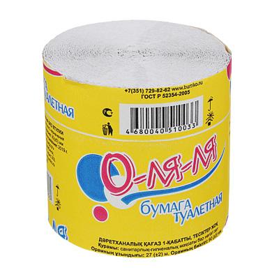 """918-009 Туалетная бумага """"Оля-ля-ля""""/Natpaper, 1шт."""