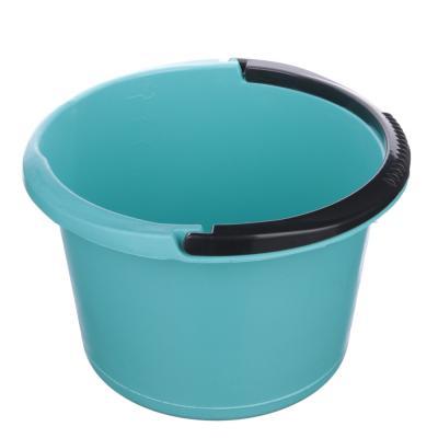 407-037 Ведро пластмассовое 7л, цветное