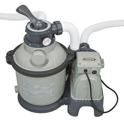 109-227 INTEX Фильтр-насос песочный, 220-240В, 1200 гал/час., 28644