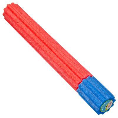 134-105 Пушка помповая фигурная водяная, пластик, 40x5см, 4 цвета