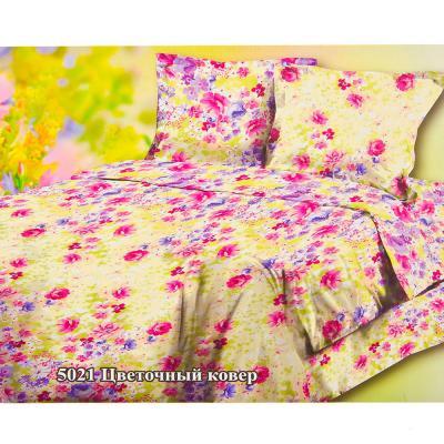 """421-131 Комплект постельного белья 2 спальный, бязь, """"Цветково"""""""
