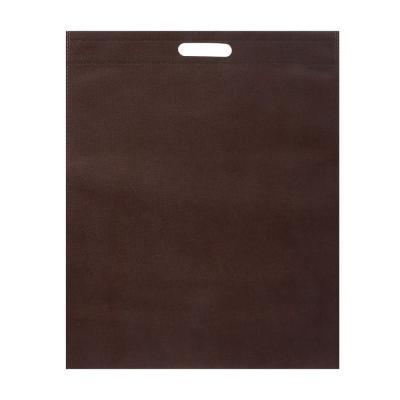 467-165 VETTA Сумка хозяйственная с вырубленной ручкой, полипропилен, нетканый материал, 40х50см, 4 цвета
