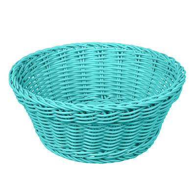 407-039 Корзина для мелочей, пластик, 20х9 см, 5 цветов, VETTA