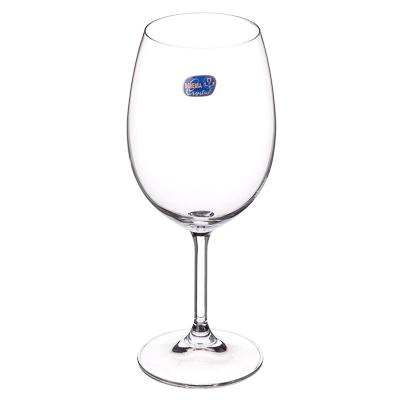 """878-309 БОГЕМИЯ Набор бокалов 6шт для вина, 450мл, """"Лара"""", 40415/450"""