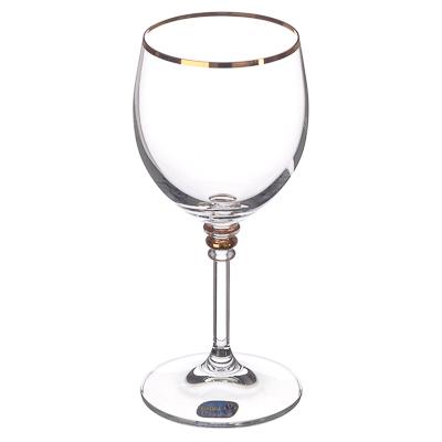 """878-312 БОГЕМИЯ Набор бокалов 2шт для вина, 240мл, """"Оливия"""", 40346/20314/240/2"""