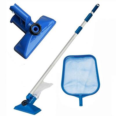 109-256 INTEX Комплект для очистки бассейна, с выдвижной рукояткой, 28002
