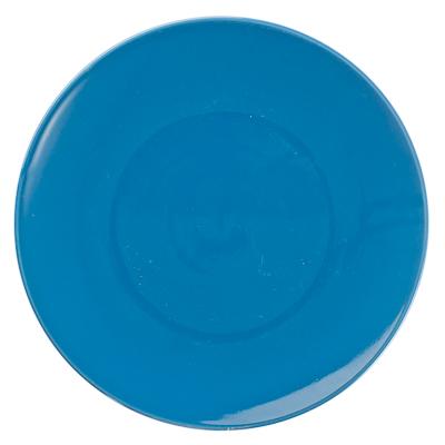 824-798 Палитра Тарелка десертная, 20см, керамика, синий