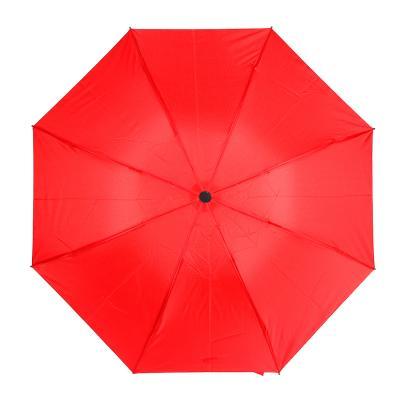 302-218 Зонт женский механика, 3 сложения, 6 дизайнов